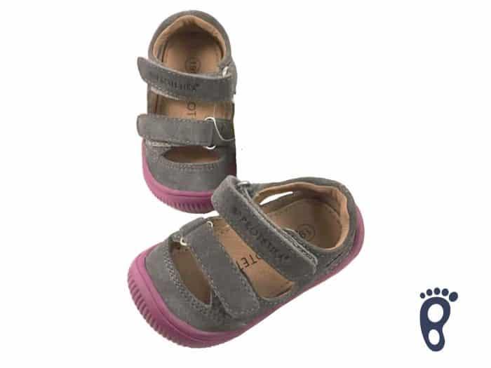Protetika Barefoot - BERG - Grey 1