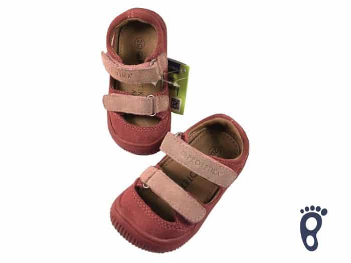 Protetika Barefoot - BERG - Koral 1