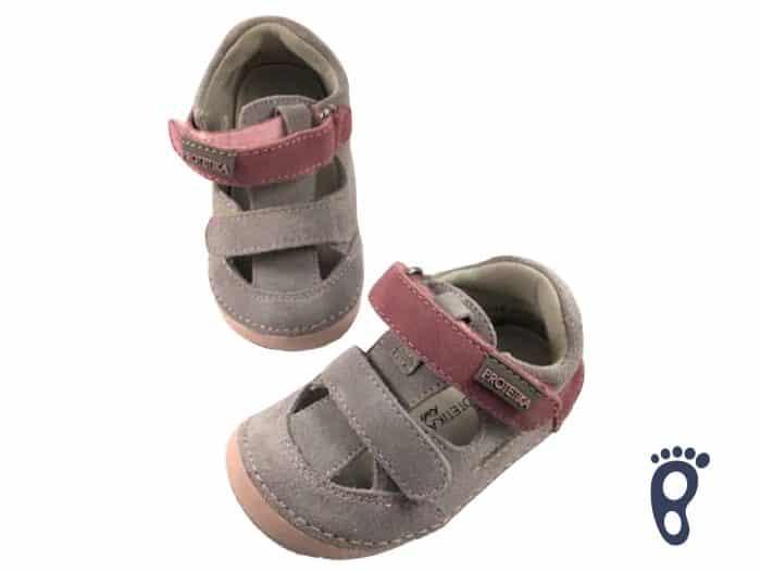 Protetika Barefoot - FLIP - Grey 1