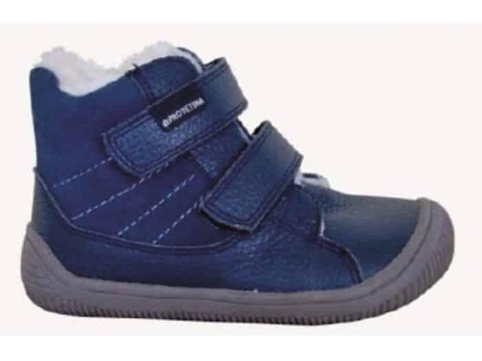 protetika barefoot zateplene topanky kabi denim