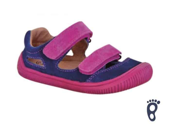 protetika berg blue barefoot