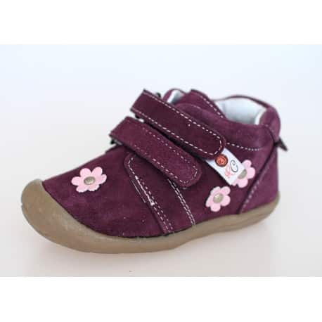 rose et chocolate soft stepz purple