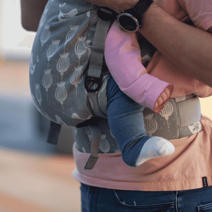 sestrice poppy grey carrier