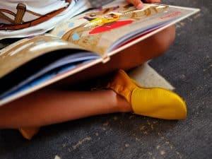 shapen barefoot capacky pre deti