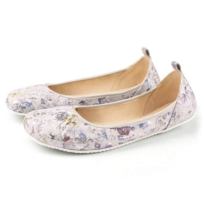 SHAPEN - Barefoot balerínky TULIP II - Flowers 1