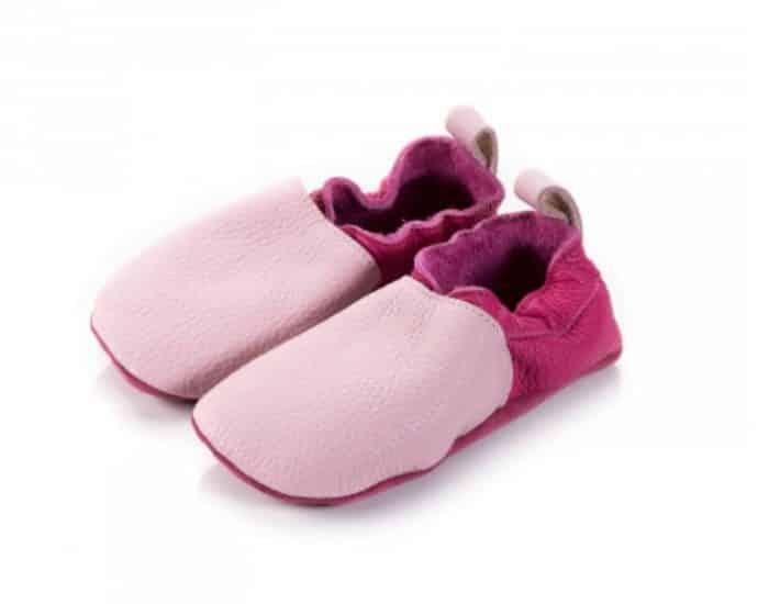 shapen capacky pre deti barefoot cutie pink ruzove dievcenske