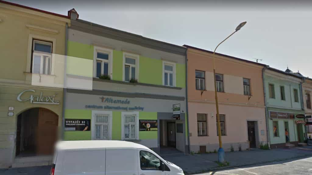 slovenska google