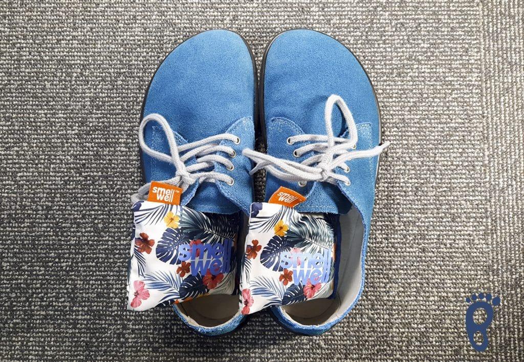 SmellWell, vrecká nie len do topánok, ktoré rozvoňajú váš botník. 5