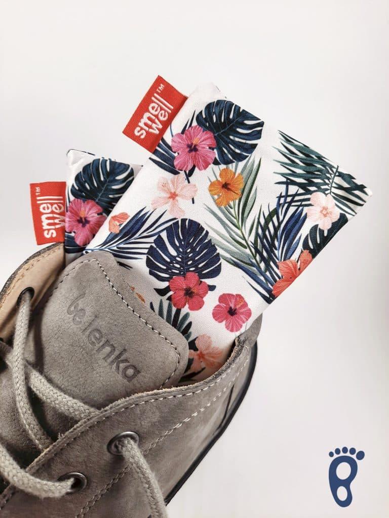 SmellWell, vrecká nie len do topánok, ktoré rozvoňajú váš botník. 9