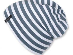 sterntaler beanie hat ciapka graublau