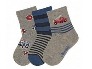 sterntaler ponozky autickove pack