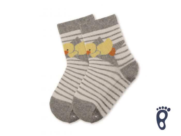 Sterntaler - Protišmykové ponožky - Kačička 1