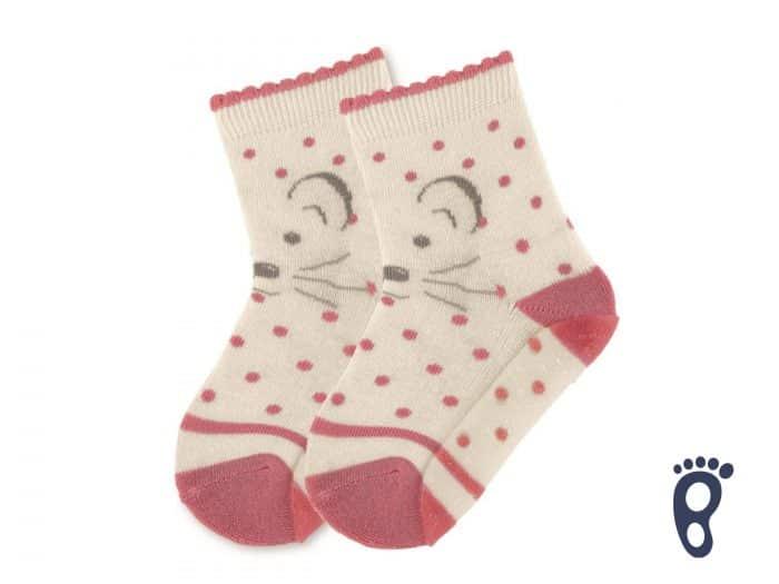 Sterntaler - Protišmykové ponožky - Myška 1
