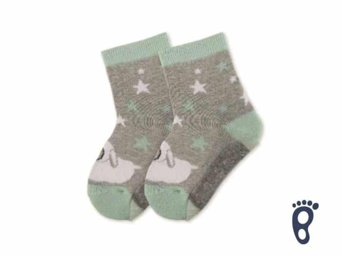 Sterntaler - Protišmykové ponožky - Ovečky 1