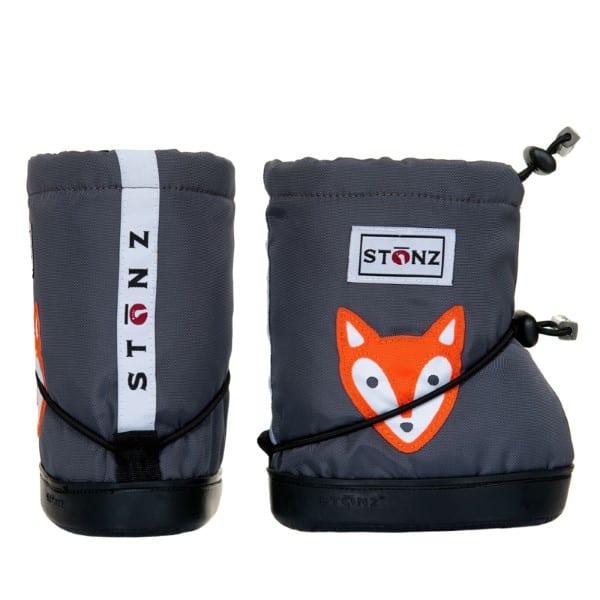 stonz booties fox grey