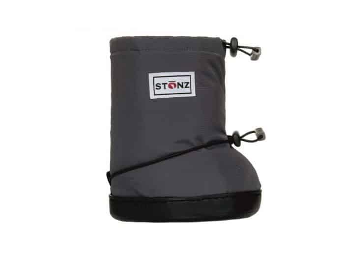 stonz booties plus foam grey