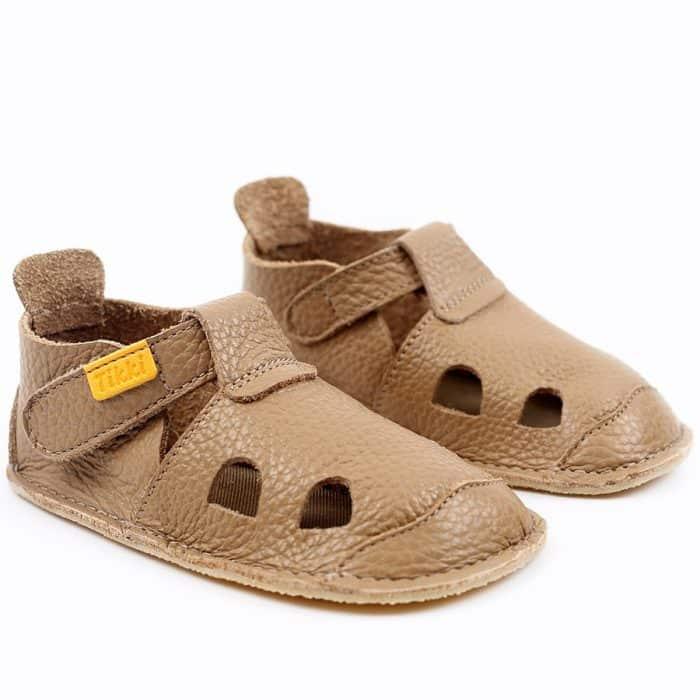 Tikki shoes - Sandále - NIDO Cappuccino 1