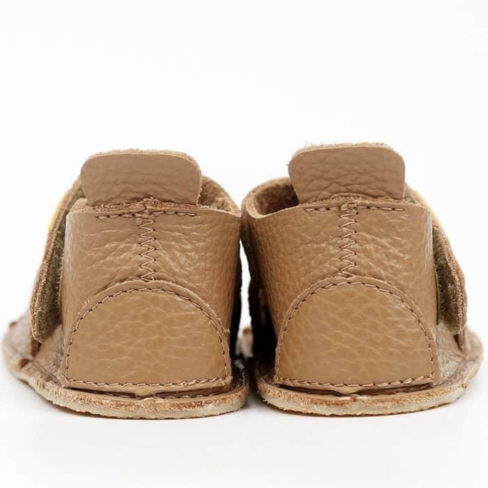 Tikki shoes - Sandále - NIDO Cappuccino 3
