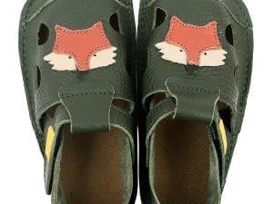 tikki barefoot sandale pre deti chlapcenske nido felix