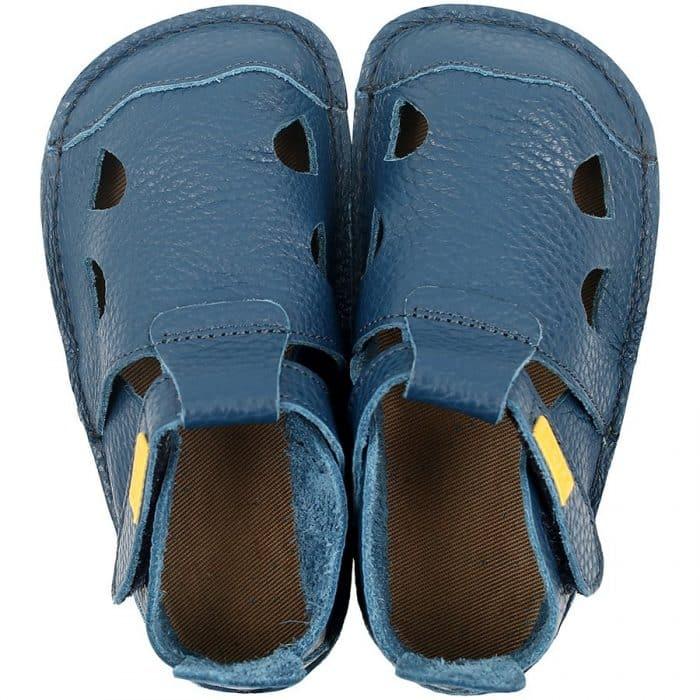 tikki barefoot sandale pre deti nido navy