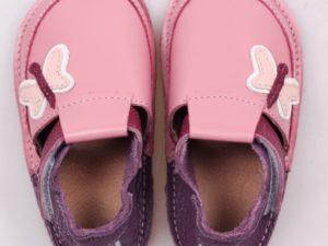 tikki outside shoes butterflies