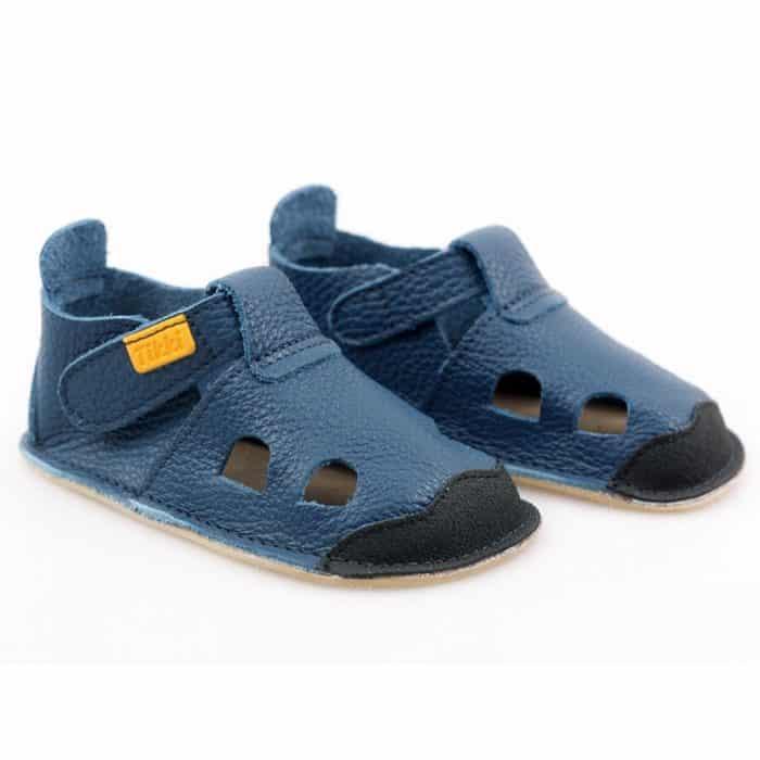 Tikki shoes - Sandále - NIDO Navy 1