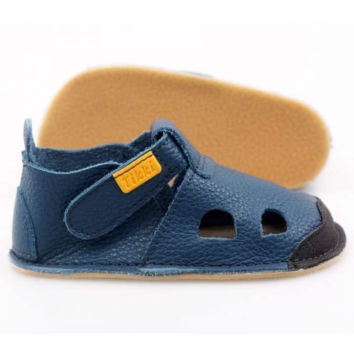 Tikki shoes - Sandále - NIDO Navy 2