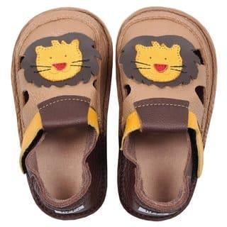 tikki sandals fearless lion