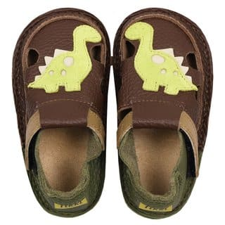 tikki sandals little dinosaur