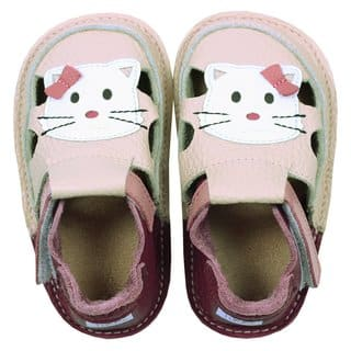 tikki sandals meow kitty