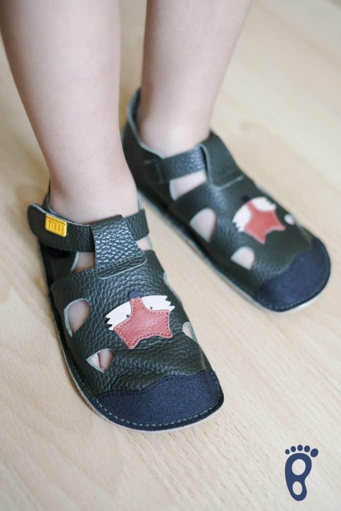 papuce tikki
