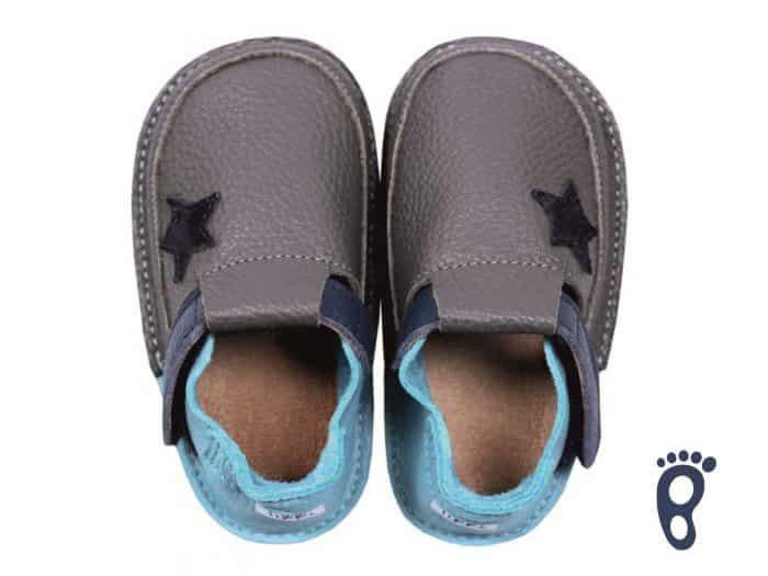 Tikki shoes - Outside shoes - Smoke 1