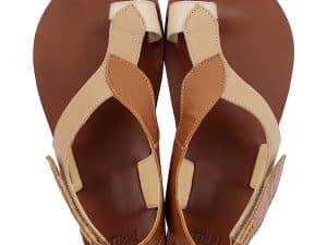 tikki soul damske barefoot sandalky caramel