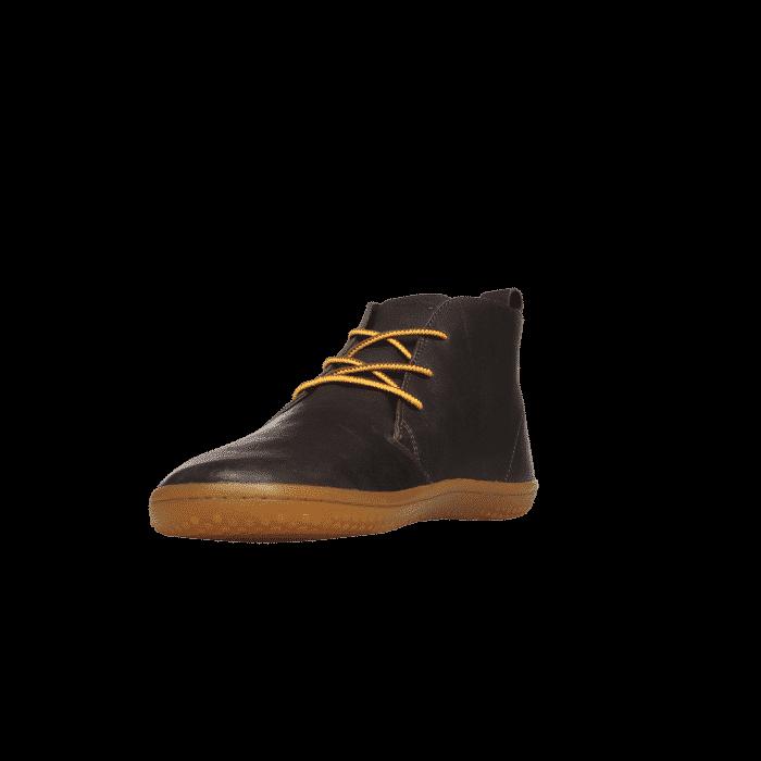vivobarefoot gobi II M leather brown hide