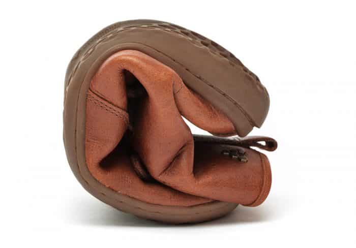 vivobarefoot gobi l hi top leather tobacco