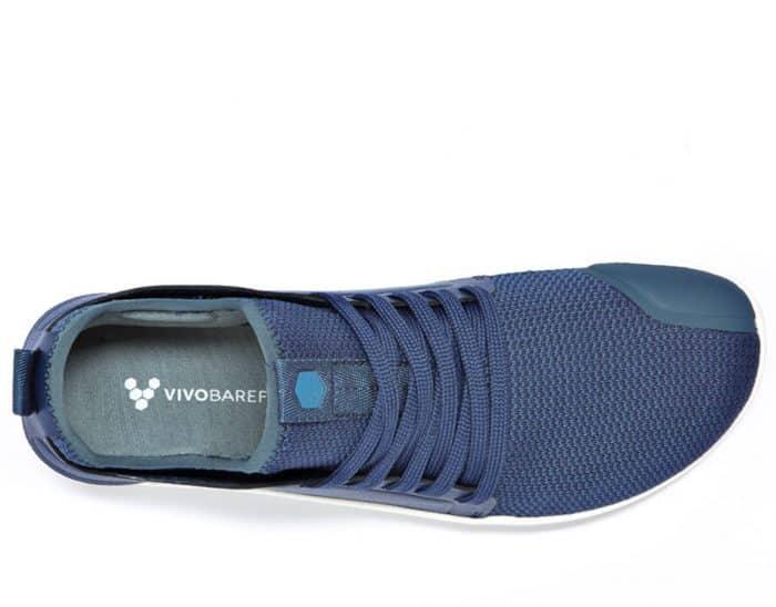 vivobarefoot kanna l indian teal blue textile