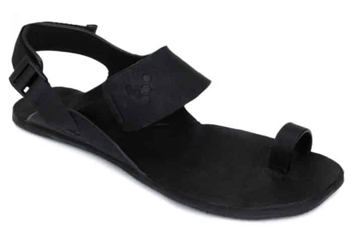 vivobarefoot kolhapuri l black hide