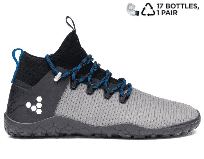 vivobarefoot magna trail l nylon grey