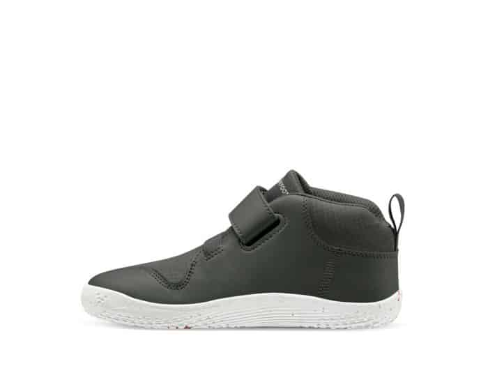VIVOBAREFOOT PRIMUS BOOTIE II ALL WEATHER KIDS CHARCOAL 2