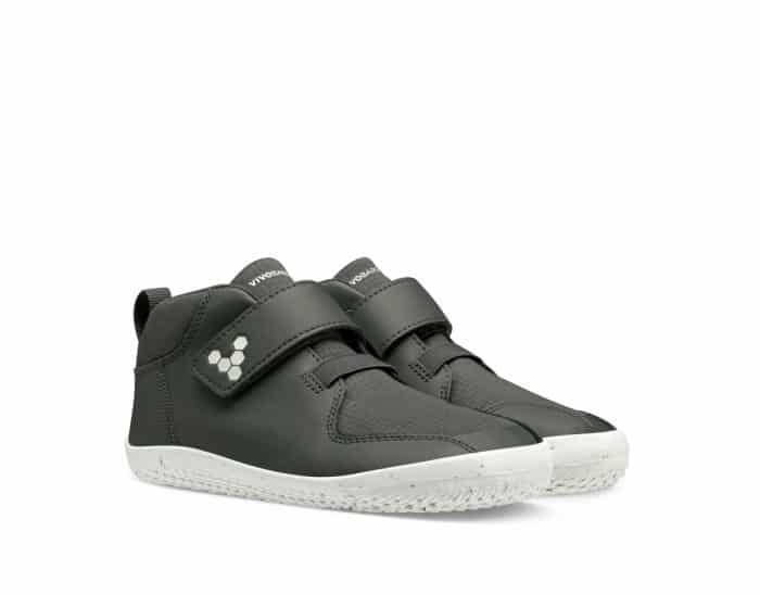 VIVOBAREFOOT PRIMUS BOOTIE II ALL WEATHER KIDS CHARCOAL 3
