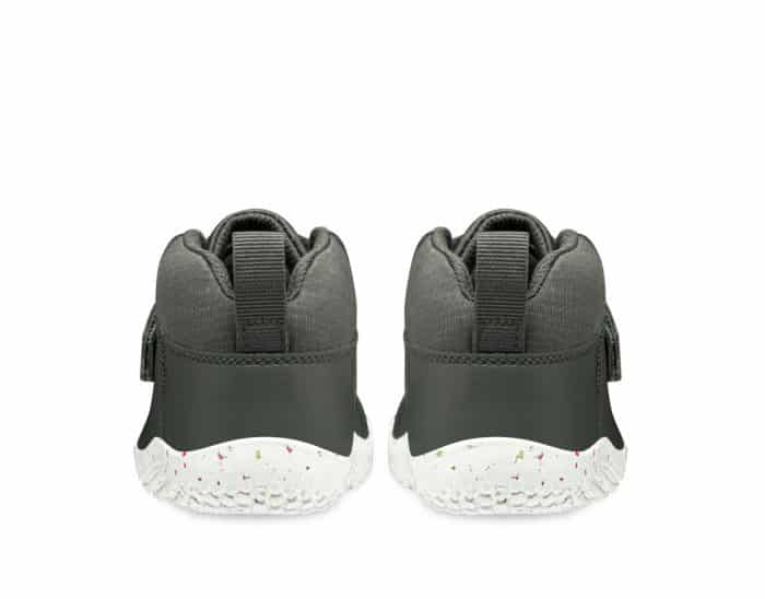 VIVOBAREFOOT PRIMUS BOOTIE II ALL WEATHER KIDS CHARCOAL 5