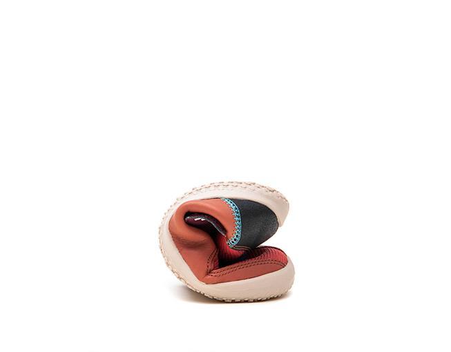 vivobarefoot primus bootie k leather terracotta