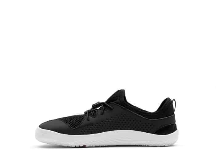vivobarefoot primus j black white