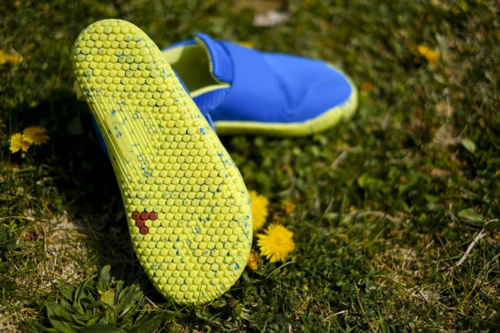 Detské veselé barefoot topánky Vivobarefoot Primus K 2