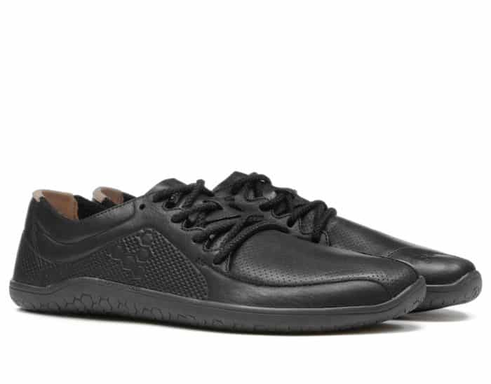 vivobarefoot primus lux lined l leather black