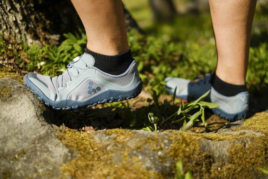 Bežecké topánky aj do terénu - Vivobarefoot Primus Trail FG 7