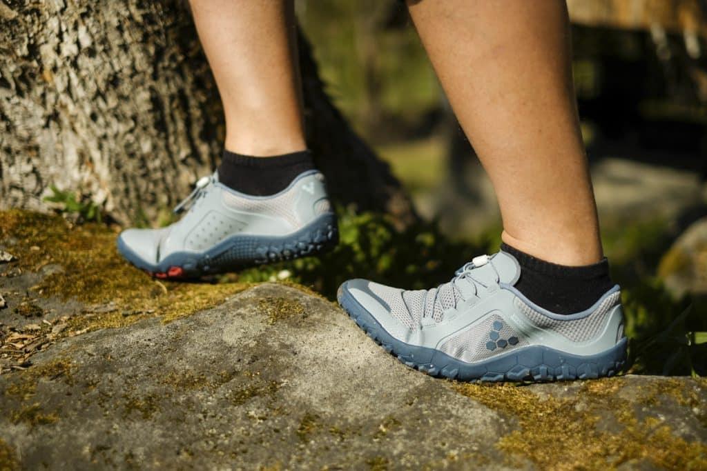 Bežecké topánky aj do terénu - Vivobarefoot Primus Trail FG 8