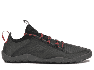 vivobarefoot primus trek L leather black