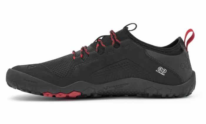 vivobarefoot primus trek L leather black
