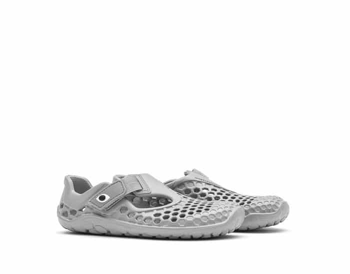 vivobarefoot ultra k bloom grey dolphin